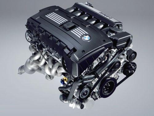 Мотор БМВ