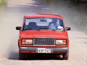 Автомашина ВАЗ 2107 Лада