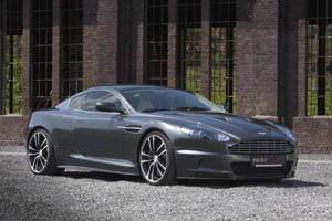 Переработанный Aston Martin
