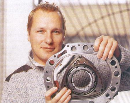Российский роторный двигатель и главный редактор (Александр Грек)