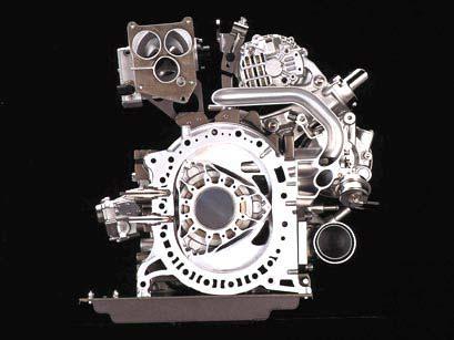 Двигатель Renesis